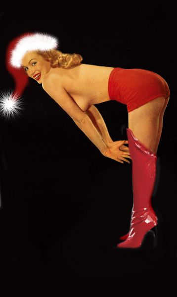 Marilyn Christmas