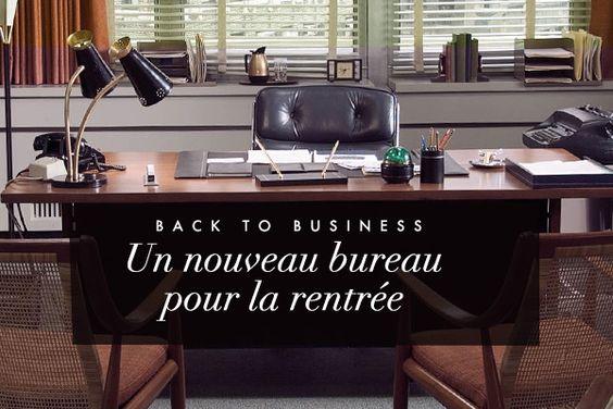 Un nouveau bureau pour la rentrée? Découvrez notre sélection sur Kolectiv Design