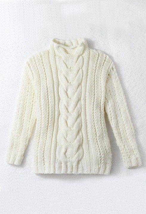 Épinglé sur pull tricot