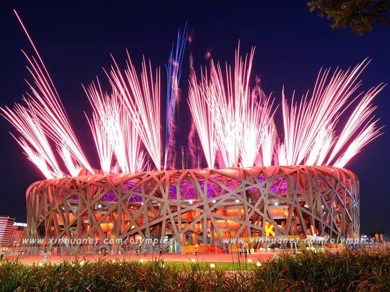 Beijing Olympic Stadium 2008 , China