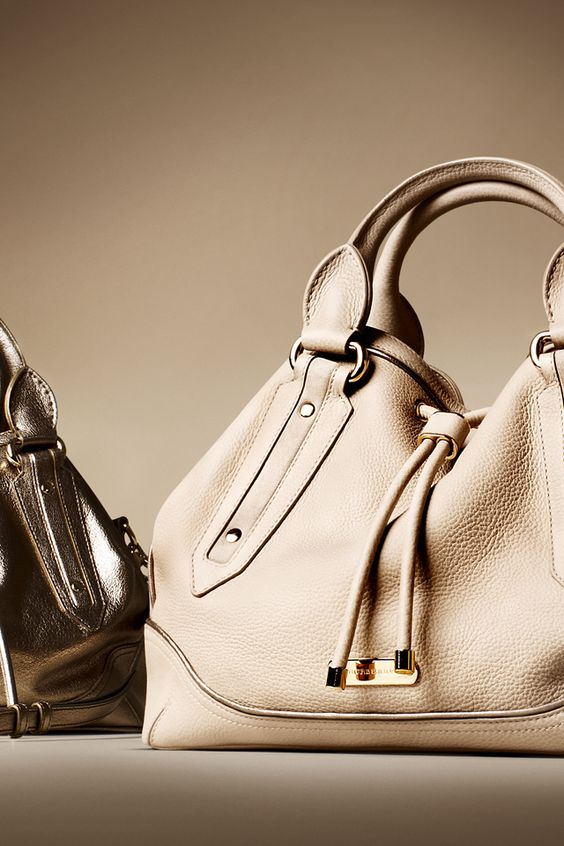 Burberry Rose Gold Collection