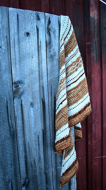 Misae shawl / Tuch by Alexandra Wiedmayer