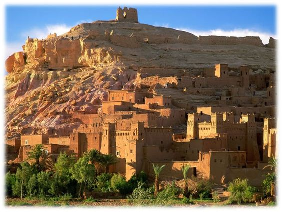Marrakech Day Trips: Marrakech to Ait benhadou day trip
