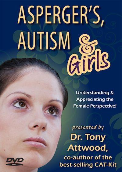 Aspergers Girls - Tony Attwood
