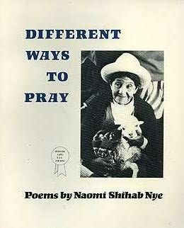 "Her first book was published in 1980 and was called ""Different Ways To Pray"""