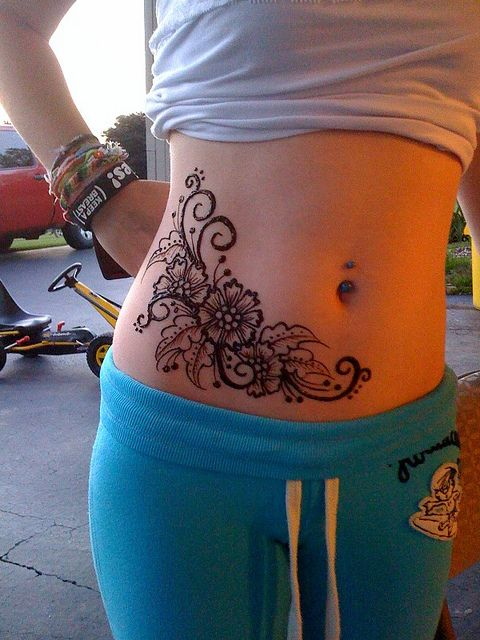 Slight modifications to an existing tattoo and bam...