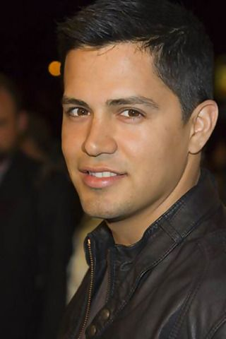 Jay Hernandez. Liked him since Crazy/Beautiful
