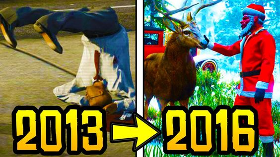 How Much GTA 5 Has Changed Since Release! (GTA 5 DLCs, Graphics & More)