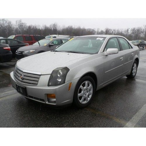 20+ Interior 2006 cadillac cts trends