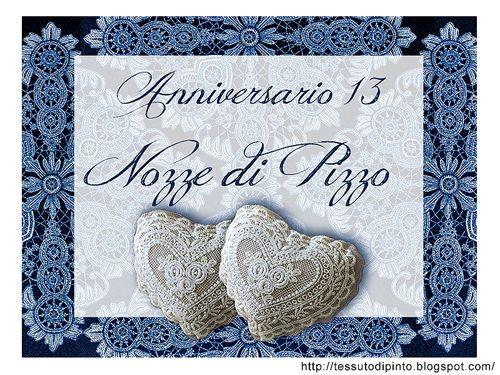 frasi anniversario matrimonio 13 anni