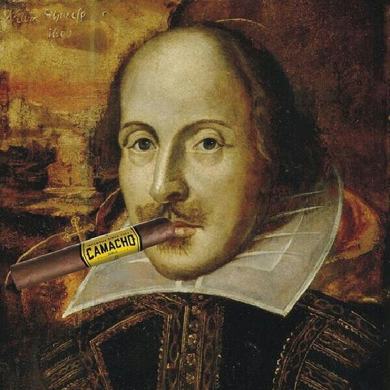 Happy 450th birthday, #WilliamShakespeare. Get thou @Camacho Cigars on! #cigaroftheday #cigarenthusiasts #cigaraddict #cigaraficionado #cigarstyle #cigarsociety #cigarsmoker #cigartime #cigars #cigarlife #cigarians #cigarjunkie #cigarnation #cigarenvy #cigarsnob #nowsmoking #stogies #botl #sotl