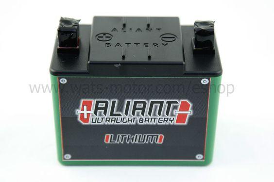 Batterie compacte Lithium X2P, Wats Motor - Café Racer - Scrambler & motos classiques