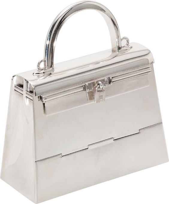 where to buy hermes bags online - Hermes Limited Edition Sterling Silver Mini Kelly | H is for ...