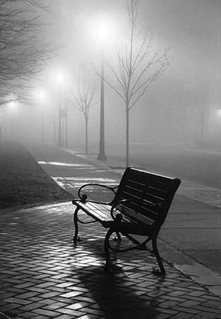 Alone with dear midnight..........