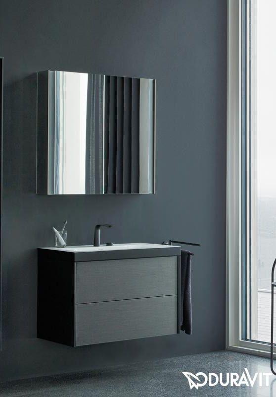 Duravit Xviu Entscheiden Sie Sich Fur Den Duravit Xviu Spiegelschrank Mit Led Beleuchtung Und Profitieren Sie Von Den V Spiegelschrank Led Beleuchtung Duravit