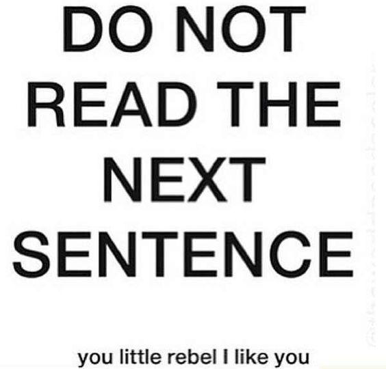 Rebel ;)