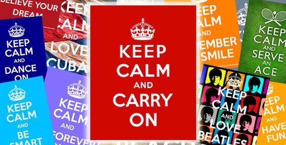 Keep Calm and carry on: la storia da manifesto di propaganda a meme virale http://www.scoop.it/t/viral-marketing-by-viralab