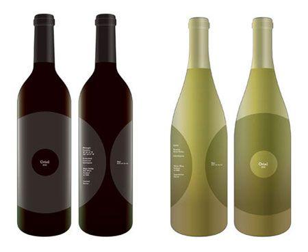 label design:
