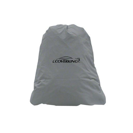 Triguard Car Cover Drawstring Storage Bag, Gray