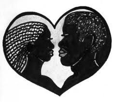 Being in the presence of your black lover...irresistible.