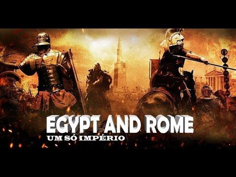 Filme Hd Egypt And Rome Um So Imperio Dublado Youtube