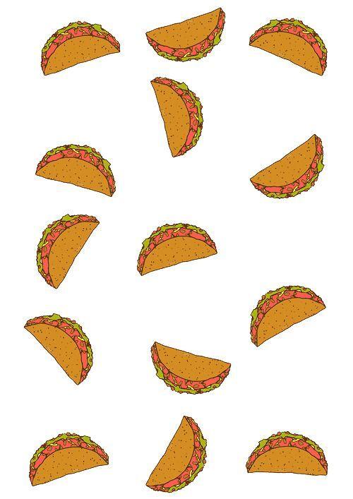 Because Tacos Tacos Wallpapers 4k Free Iphone Mobile Games Taco Wallpaper Food Artwork Wallpaper Iphone Cute