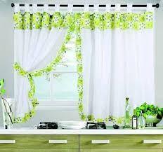 Resultado de imagen para modelos de cortinas para mesones for Telas para cortinas de cocina modernas