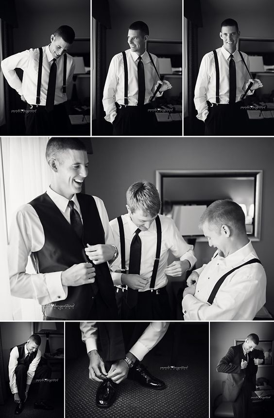 Groom Preparation Photos   Getting Ready Photos   Wedding Photography