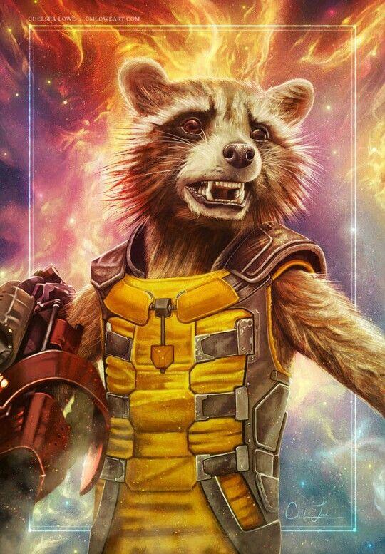 Gadget Raccoon, Constelación de la Familia 9d14fc7c7c0ff47f88761203c97b63d6