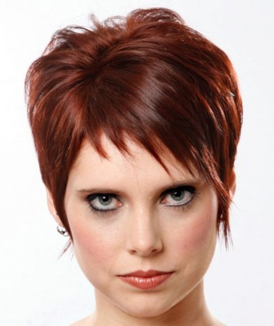 Fantastic Pinterest The World39S Catalog Of Ideas Short Hairstyles Gunalazisus