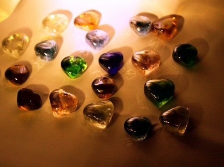 rock hearts | For Brandy | Pinterest | Rocks and Heart