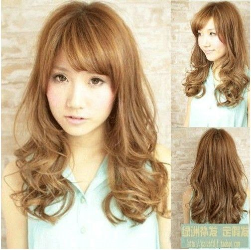 Korean hairstyle Hairstyle Pinterest Korean hairstyles ...