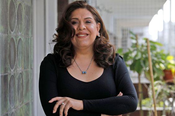 Alba Rueda es la responsable de la Subsecretaria de Políticas de Diversidad de la Nación, que depende del Ministerio de las Mujeres, Géneros y Diversidad. Fuente: LA NACION - Crédito: Ricardo Pristupluk