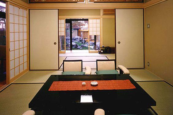 Guest Room | Kyoto Ryokan Kinoe