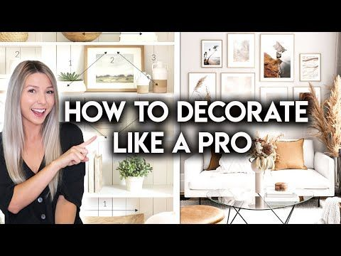 8 Home Decor Styling Tips Design Hacks You Should Know Youtube In 2020 Design Hack Condo Decorating Design
