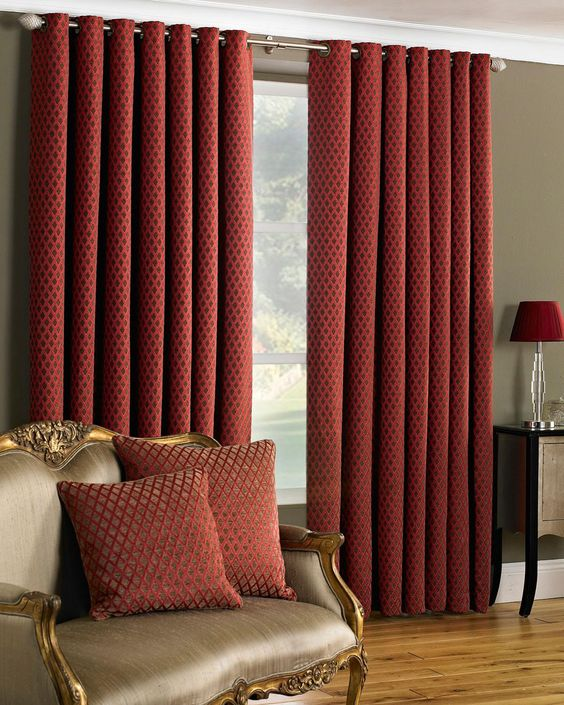 Devere Ready Made Lined Eyelet Curtains Burgundy My Dream Bedroom Pinterest Burgundy And