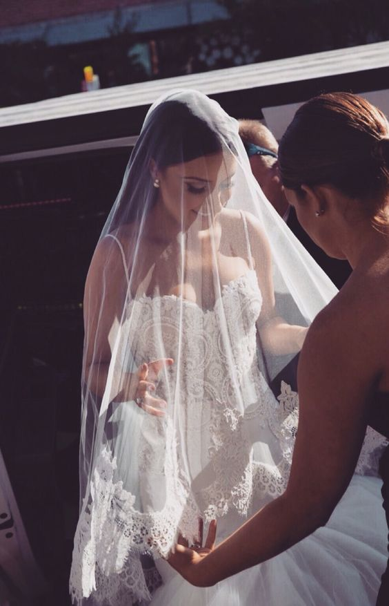 The perfect dress for you: Your veil 3