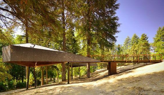 http://ventacasasdemadera.com/2013/12/26/casas-de-madera-o-cabanas-entre-arboles/  #madrid #casademadera #madera #casaspersonalizadas