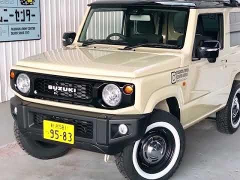 Suzuki Jimny 2019 Tuning Models Autos