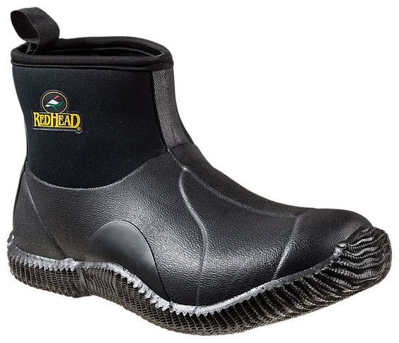 RedHead® All-Purpose 5'' Waterproof Boots for Men - Black | Bass ...