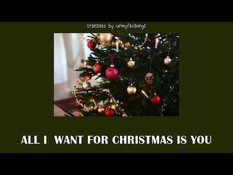 All I Want For Christmas Is You Youtube Mariah Carey Mariah Mariah Carey Merry Christmas