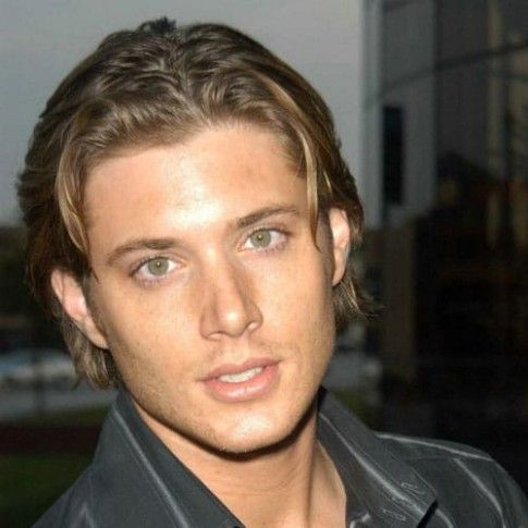 Many Hairstyles Of Sam Winchester In 2020 Dean Winchester Hair Sam Winchester Hair Jensen Ackles Haircut