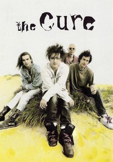 I fell in love with the cure when i was about 9 yrs old. Im 38 now and love them more than ever. They make me extremely happy.