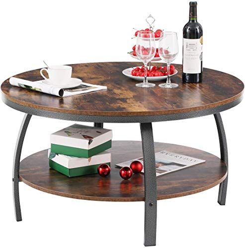 Enjoy Exclusive For Greenforest Round Coffee Table 35 4 Inch Large