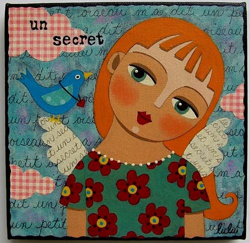 Angel Secret by LuLu | par LuLu Mypinkturtle