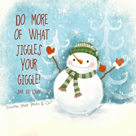 Happy Quotes : jiggles your giggle