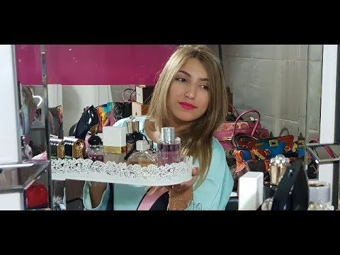 Ma Collection De Parfums مجموعة عطوري لفصل الخريف Youtube Youtube Parfume Collection