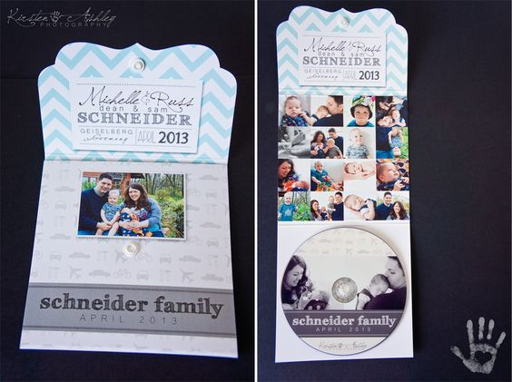 Kirsten Ashley Photography | Product Highlights | Custom Designed DVD & Luxe Case