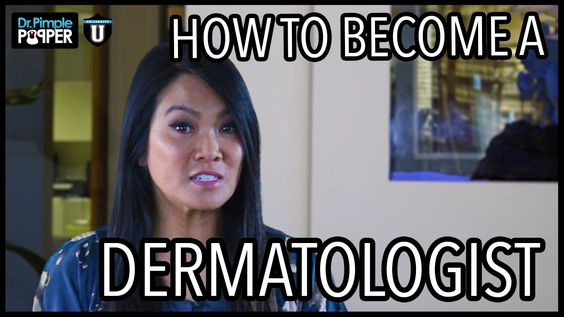 How To Become a Dermatologist | Dr. Sandra Lee