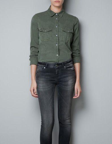 7q4wfdx7 Zara Chemise Pixozuk En Femme Jeans X0byqwfc 2IWEH9DY